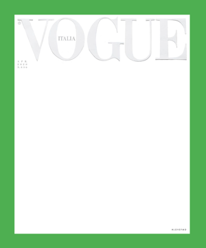Blog_Fashion_Vogue Italia April 2020
