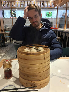 Hans Otto Wirtz vs 4 levels of Xiao Long Bao-2