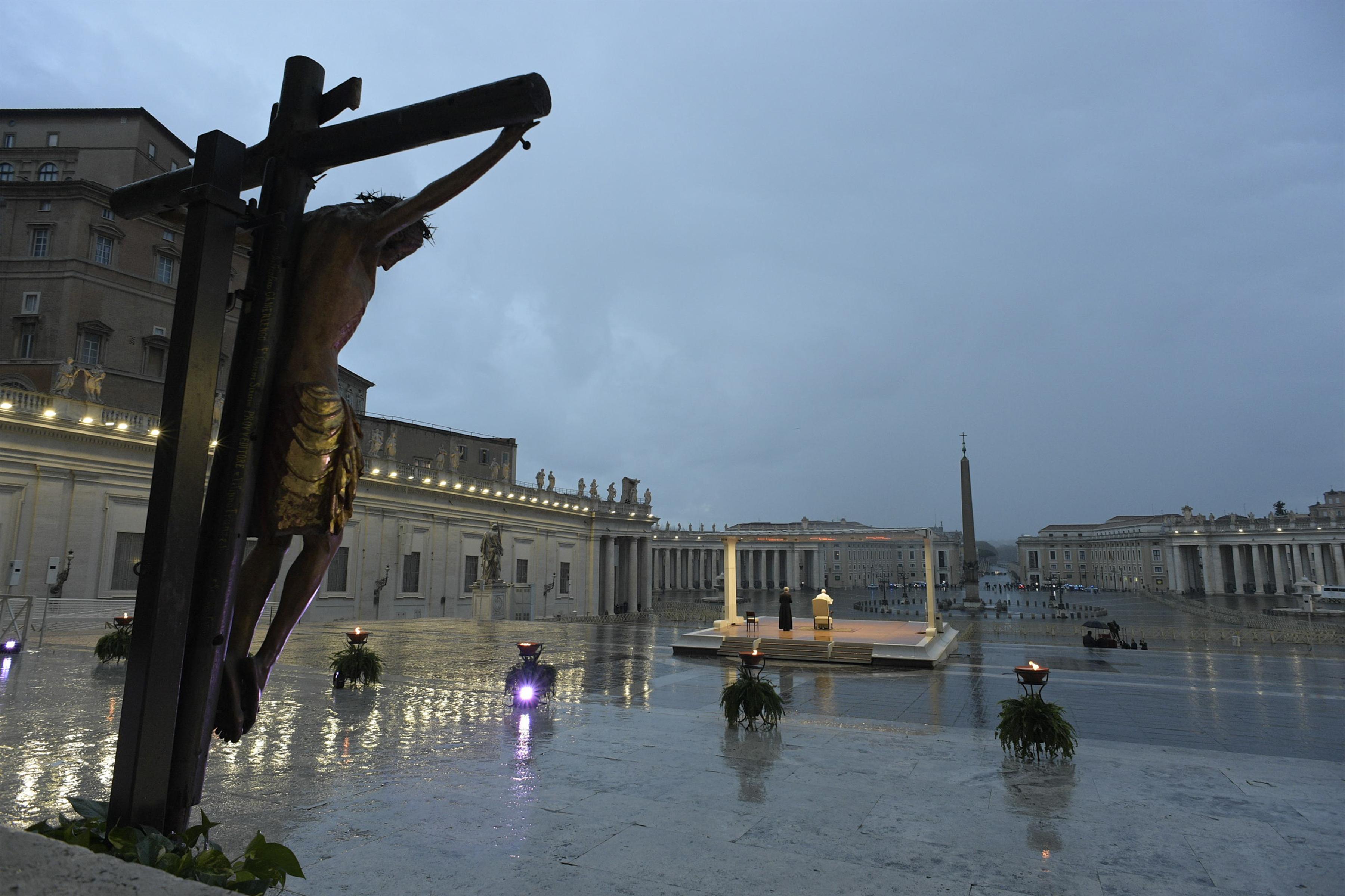 Rome paus toespraak 2020