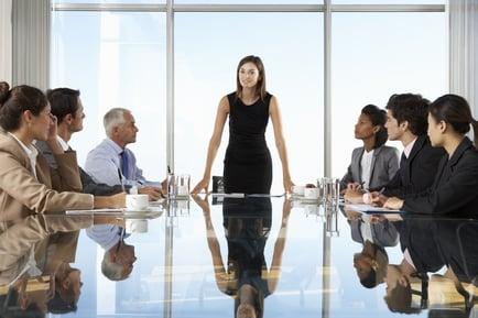 Vrouwelijke-CEO