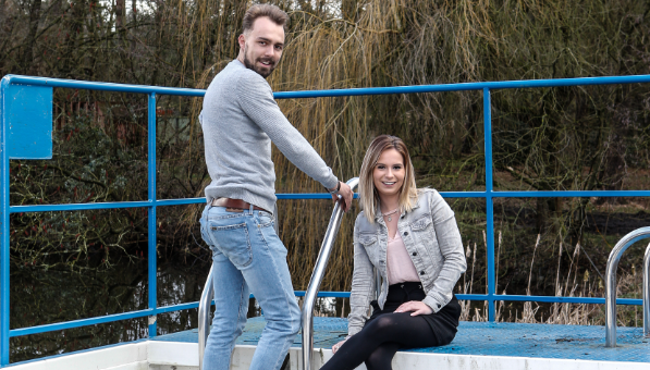 Percon's Road to Growth: Yannick en Eline Jaspers