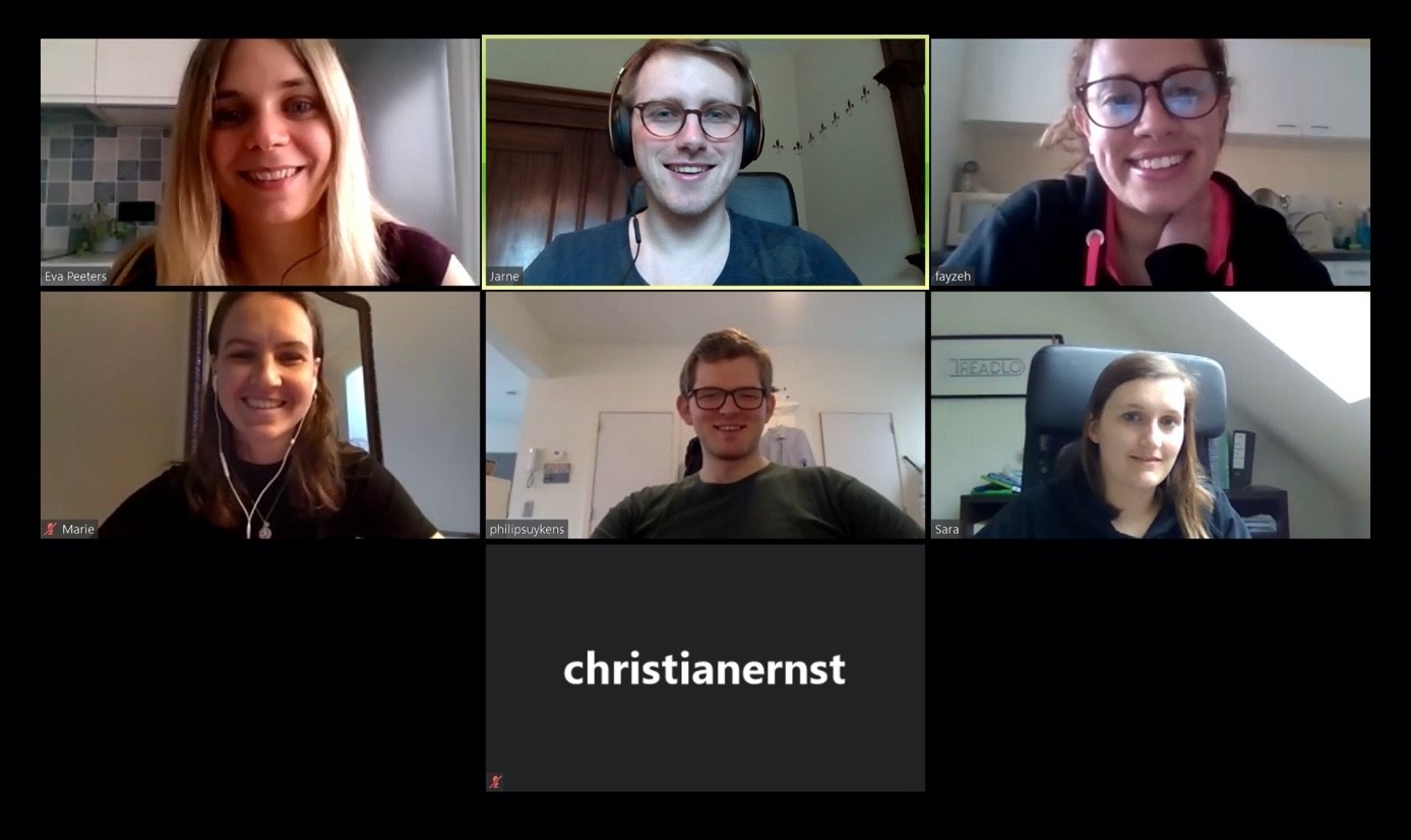 picture skype meeting