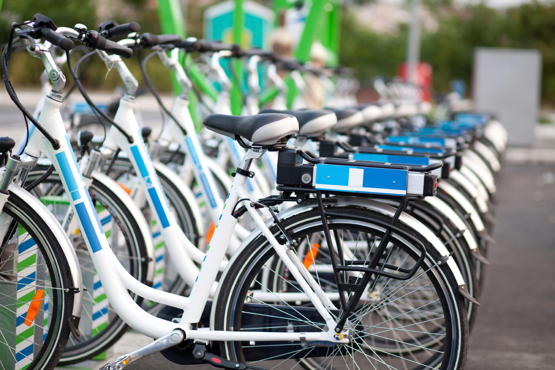 Smart Mobility: bike sharing