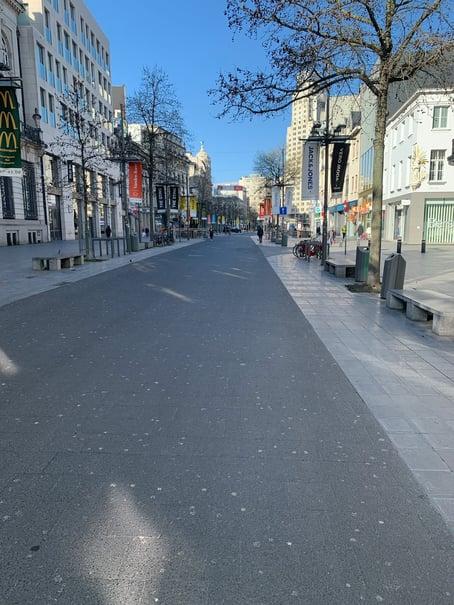 empty street the Meir