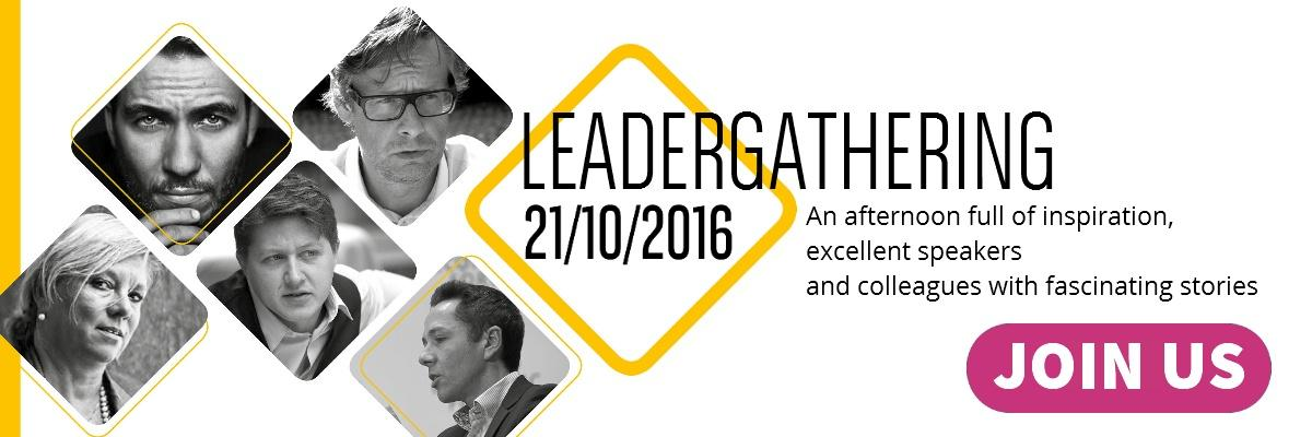 Join our gathering of leaders