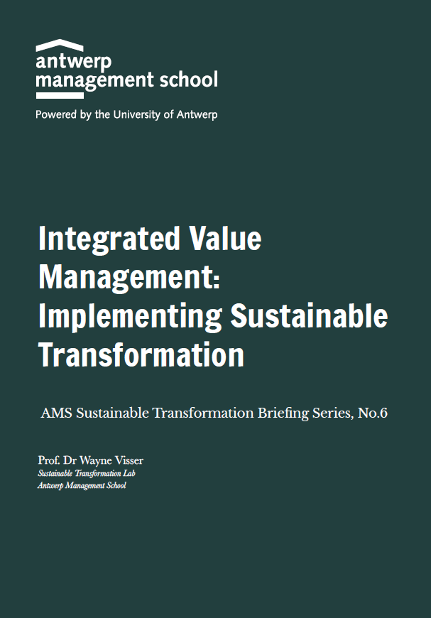 Implementing Sustainable Transformation