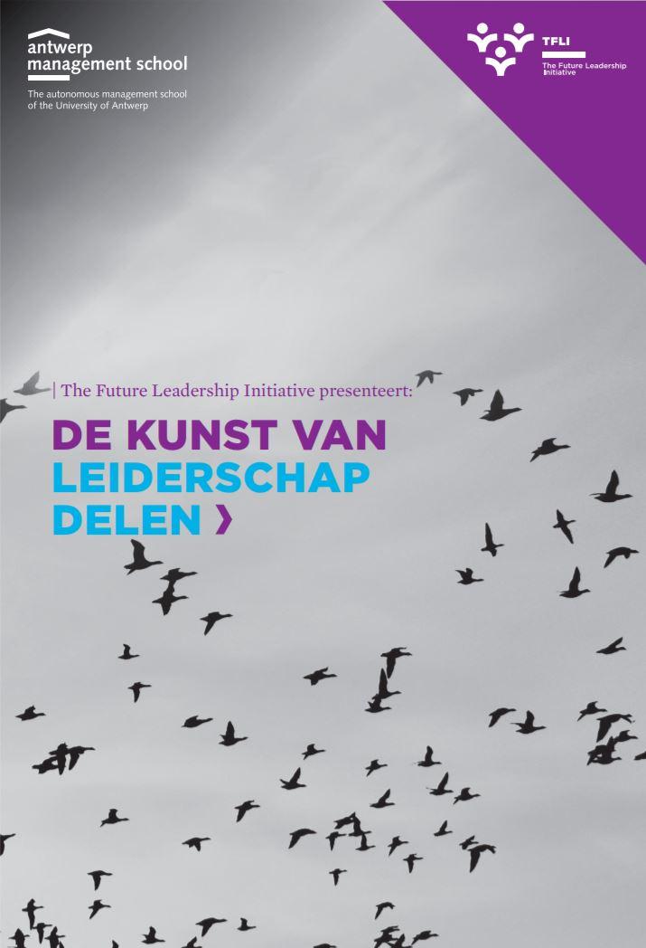 E-book 'De kunst van leiderschap delen'