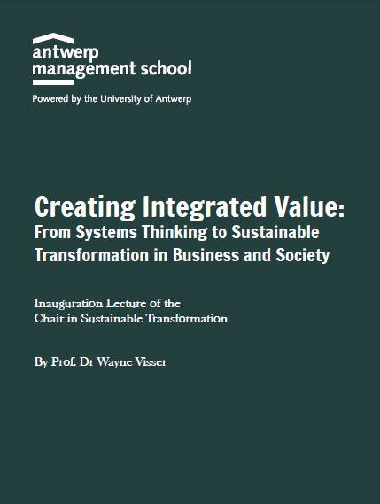 Integrated Value vs. Shared Value and CSR 2.0