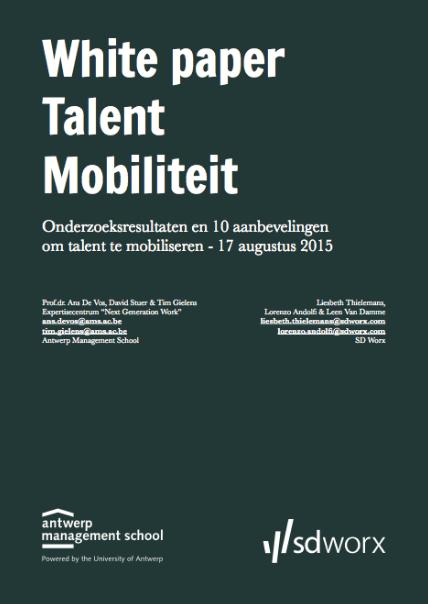 Talent Mobiliteit