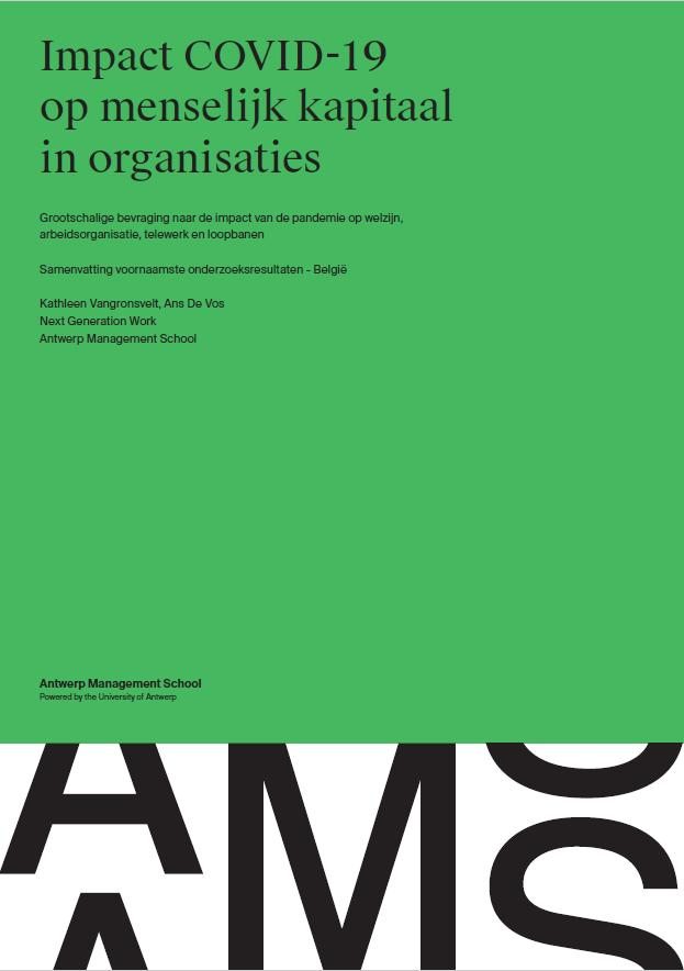 Impact COVID-19 on human capital in organizations