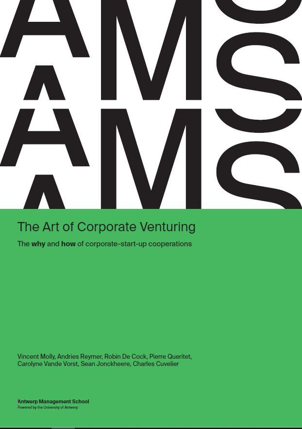 The Art of Corporate Venturing