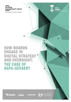 How boards engage in digital strategy and oversight - the case of Agfa-Gevaert
