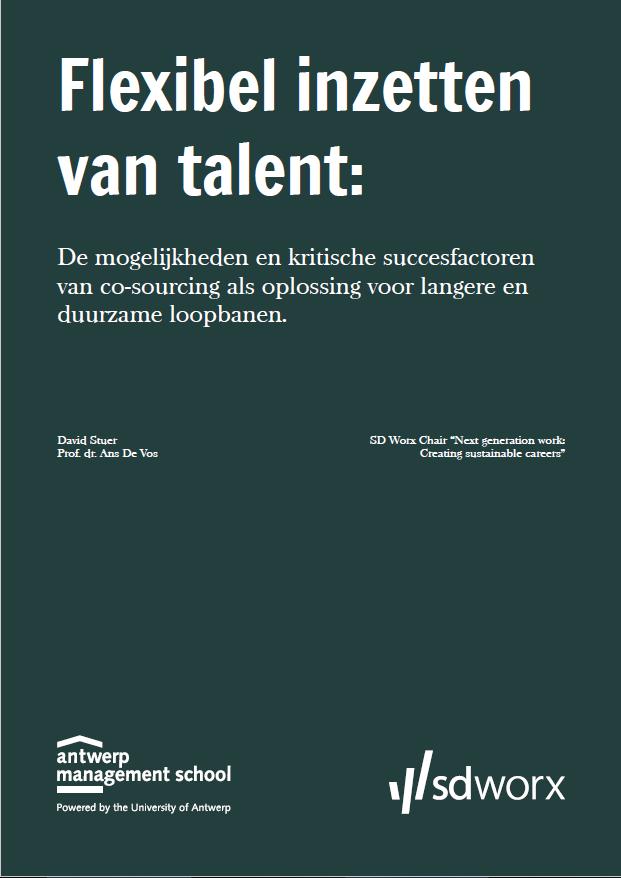 Co-sourcing, flexibel inzetten van talent