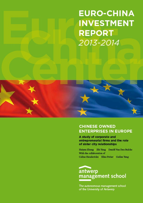 Download the Euro China Investment Report 2013-2014