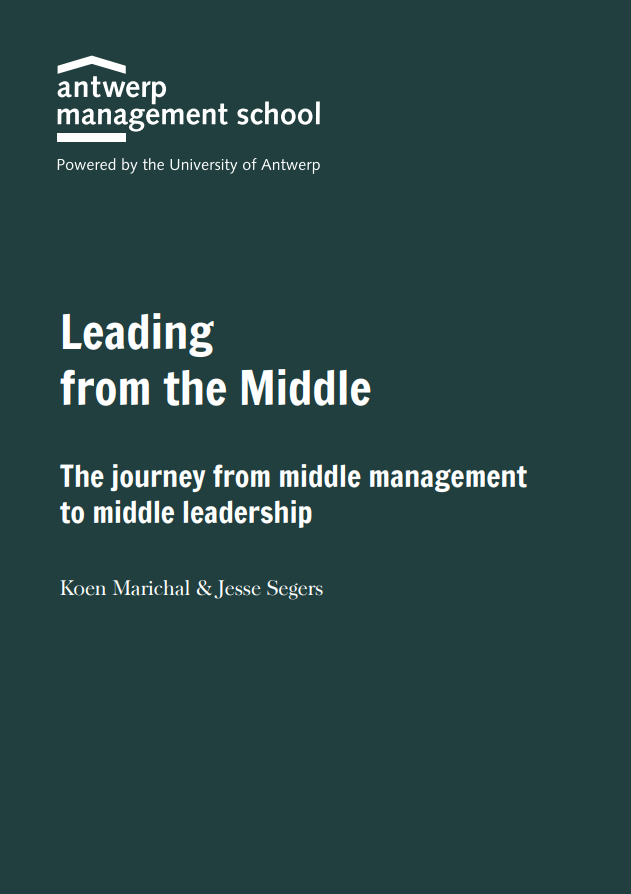 White Paper Leading from the middle