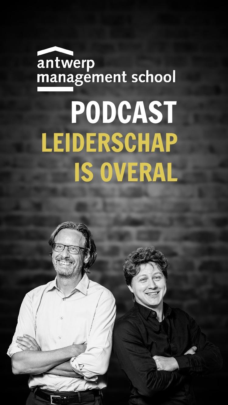 Podcast 'Leiderschap is overal'