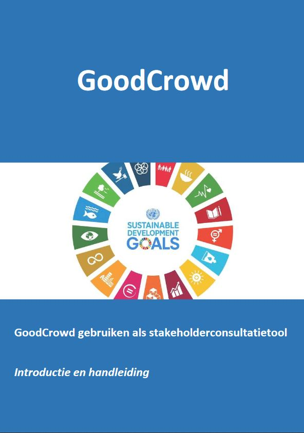 GoodCrowd Stakeholder Management Tool