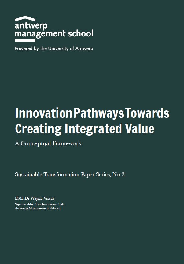 Innovation Pathways Towards Creating Integrated Value